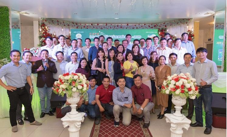 Cafe Doanh Nhân Quận Tân Phú : Ứng dụng công nghệ 4.0 vào công tác quản lý Doanh nghiệp